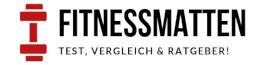 Fitnessmatten Logo